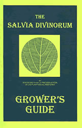 The Salvia Divinorum Grower's Guide
